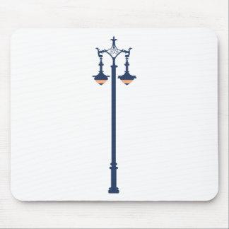 Street Lantern Mouse Pad