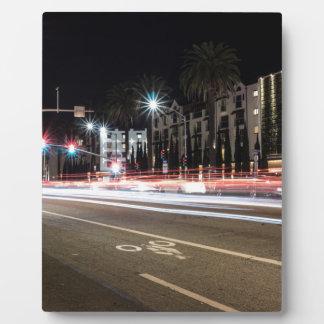 street life display plaques