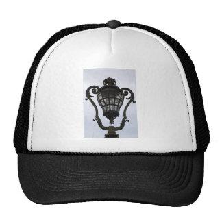 Street light cap