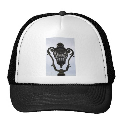 Street light hats