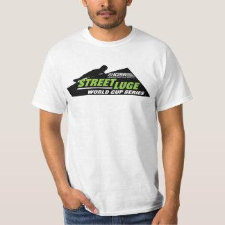 Street Luge World Cup Series logo tee