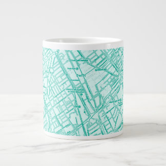 Street Map Travel Mug