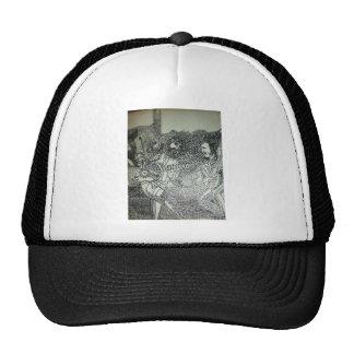street music trucker hats