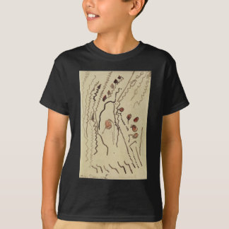Street Music I by Theo van Doesburg T-Shirt