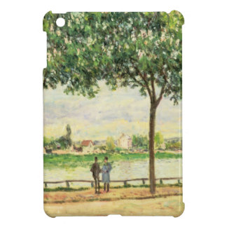 Street of Spanish Chestnut Trees by the River, 187 Case For The iPad Mini