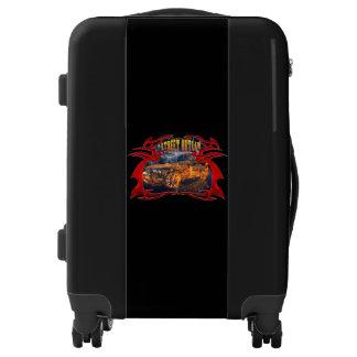Street outlaw car luggage