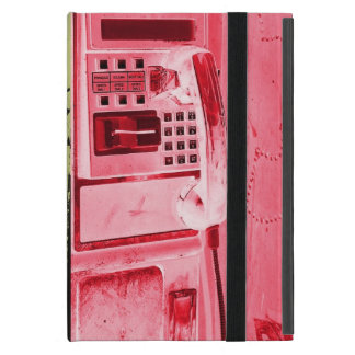 Street payphone urban theme cases for iPad mini
