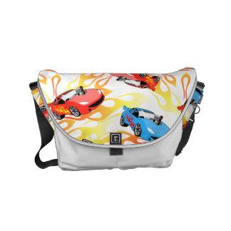 Street racing courier bag