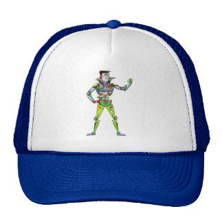 Street Ready Digital Man Trucker Hat