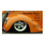 Street Rod Business Card