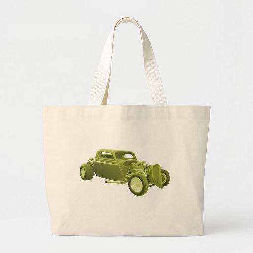 street rod sepia canvas bags
