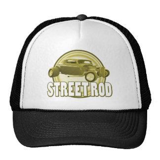 street rod sepia moon trucker hats
