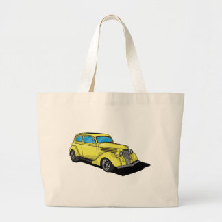 Street Rod Yellow Bags