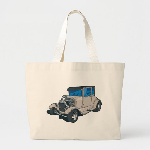 Street Rods Tote Bags