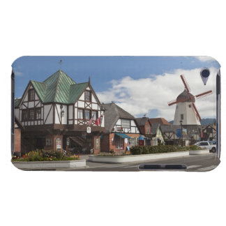 Street Scene from historic Solvang, 'The Danish Case-Mate iPod Touch Case