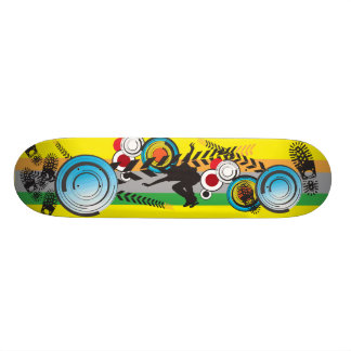 Street Shredder Skateboard Deck