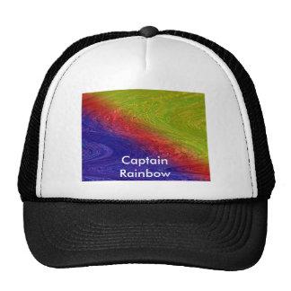 Street Smart Rainbow Captain Cap
