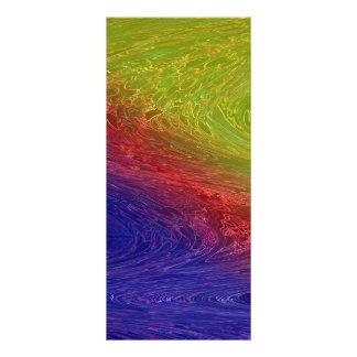 Street Smart Rainbow Captain Rack Card