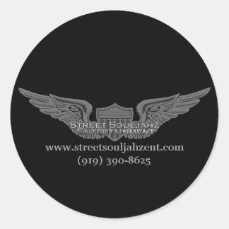 Street Souljahz Stickers