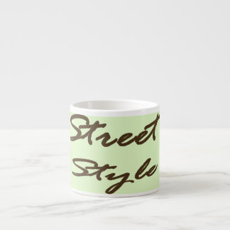 Street Style Espresso Mug