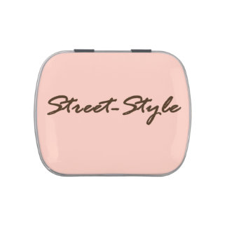 Street Style Jelly Belly Tins