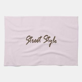 Street-Style Towel
