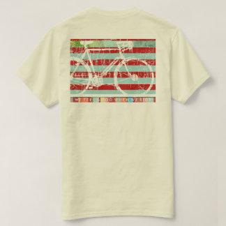 street style urban-fashion graphic bicycle T-Shirt
