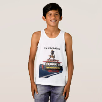 Street Surfing World Champ Singlet