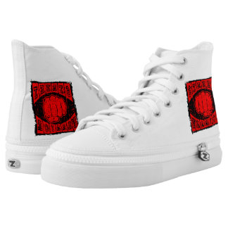 street warrior high tops