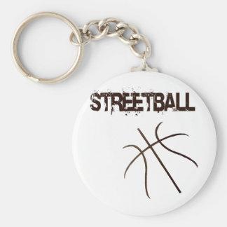 Streetball Keychain