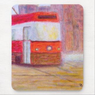 Streetcar, Mousepad