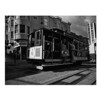 Streetcar Postcard