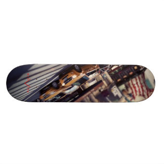 Streets of New York 21.3 Cm Mini Skateboard Deck
