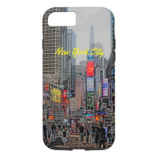 Streets of NYC iPhone 7 case