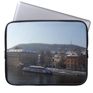 Střelecký Island, Prague Laptop Sleeve