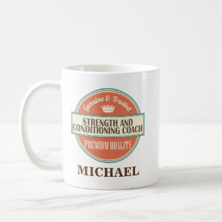 Strength and Conditioning Coach Mug Gift