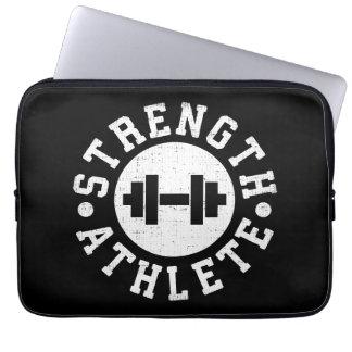 Strength Athlete Laptop Sleeve