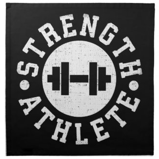 Strength Athlete Napkin