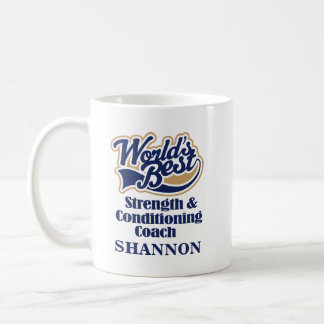 Strength & Conditioning Coach Personalized Mug