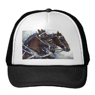 Strength & Glory  - Percheron Horses Cap