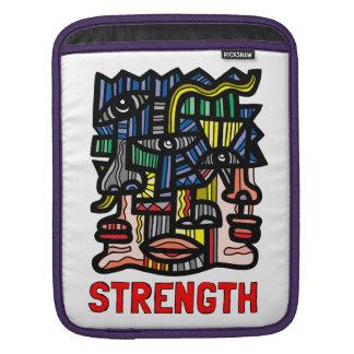 """Strength"" iPad, iPad Mini, MacBook Air Sleeve"