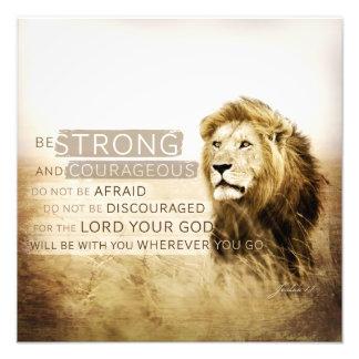 Strength Photo Print