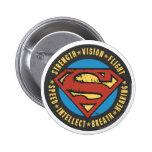 Strength, Vision, Flight Pin