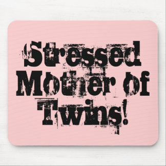 Stressed! Mouse Pad