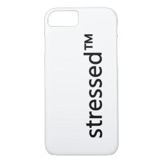 stressed™ Simple iPhone Case