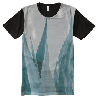 Stretch and Grow All-Over Print T-Shirt
