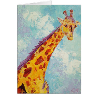 """""""Stretch"""" by Chris Rice Note Cards"""