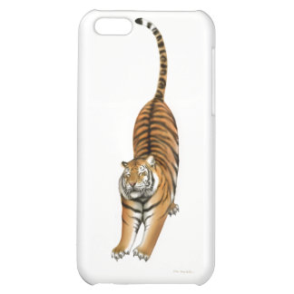 Stretching Tiger iPhone Case Case For iPhone 5C