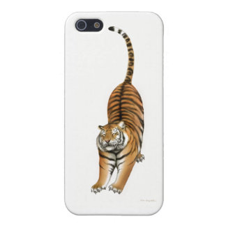 Stretching Tiger iPhone Case iPhone 5/5S Cases