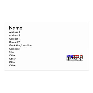 Strike 3.png pack of standard business cards